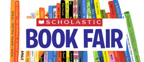 The Scholastic Book Fair at Fawn is Happening!